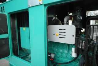 220 kVA Cummins Silent Diesel Generator