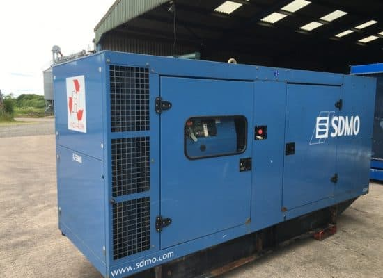 200 kVA SDMO Used Diesel Generator