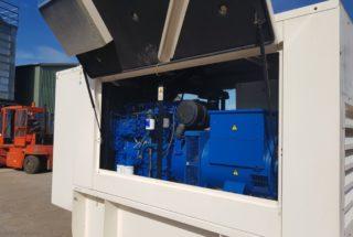 100 kVA Perkins Silent Diesel Generator