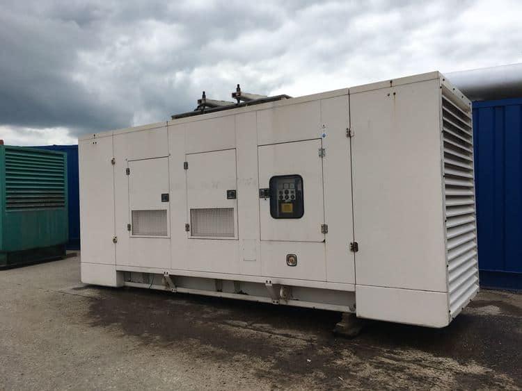 600 kVA Perkins Used Diesel Generator