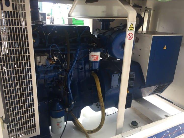 65 kVA Perkins Silent Diesel Generator