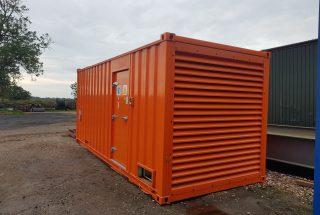 800 kVA Perkins Silent Diesel Generator