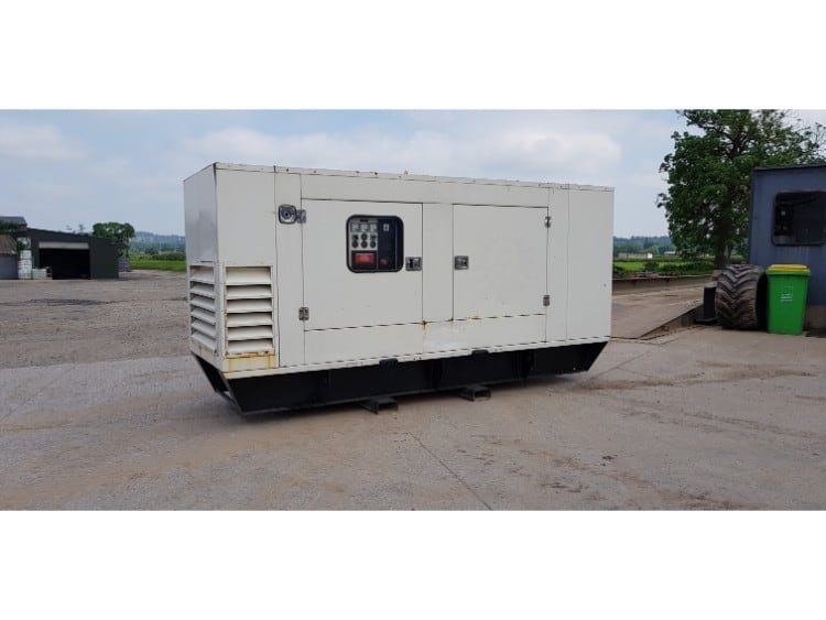 FW POWER 250 KVA GENERATOR FOR SALE
