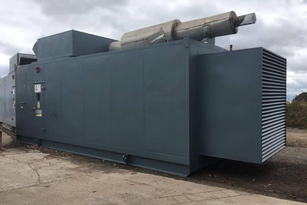 1250 kVA Cummins Silent Diesel Generator