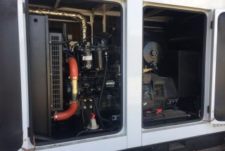 60 kVA Hyundai Silent Diesel Generator