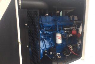 220 kVA Perkins Silent Diesel Generator