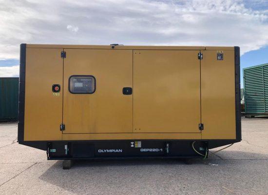 220 kVA Used Diesel Generator