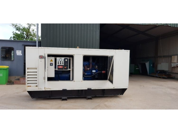 PERKINS GENERATOR FOR SALE FROM FW POWER