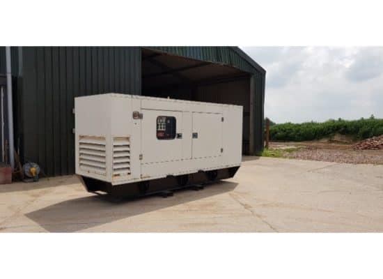 250 kVA Perkins Used Diesel Generator