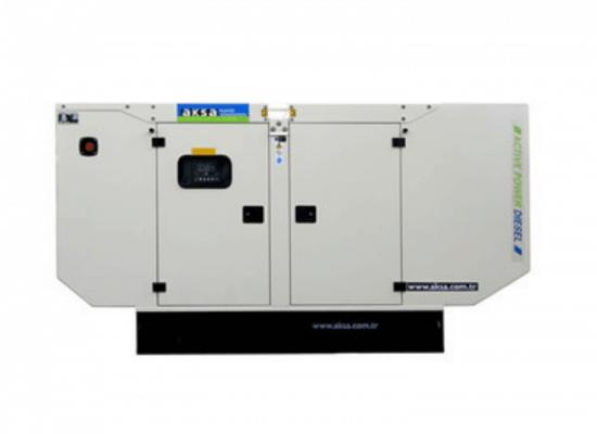 110 kVA Perkins New Silent  Diesel Generator