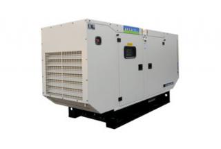 110 kVA New Cummins Silent Diesel Generator
