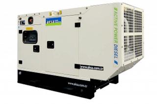 30 kVA New Cummins Silent Diesel Generator