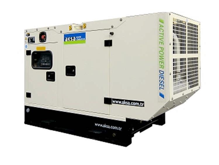 50 kVA New Perkins Silent Diesel Generator