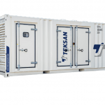 NEW CONTAINERISED Diesel Generator SUPPLIED BY FW POWER