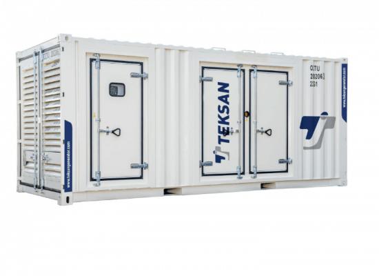 705 kVA Doosan New Diesel Generator