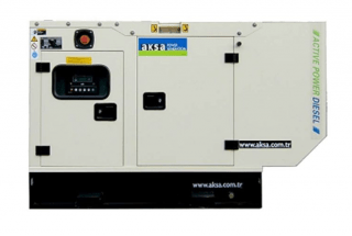 22 kVA New Perkins Silent Diesel Generator
