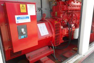 200 kVA Volvo Silent Diesel Generator
