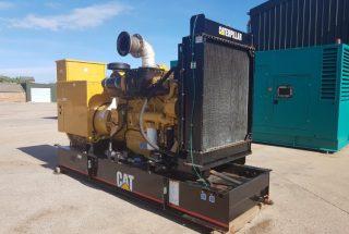 400 kVA CAT Silent Diesel Generator
