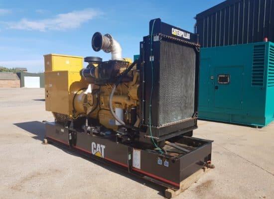 400 kVA CAT Used Diesel Generator