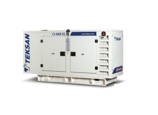 88 kVA Perkins New Silent Diesel Generator