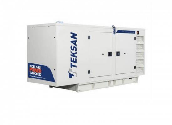 275 kVA New Doosan Silent Diesel Generator