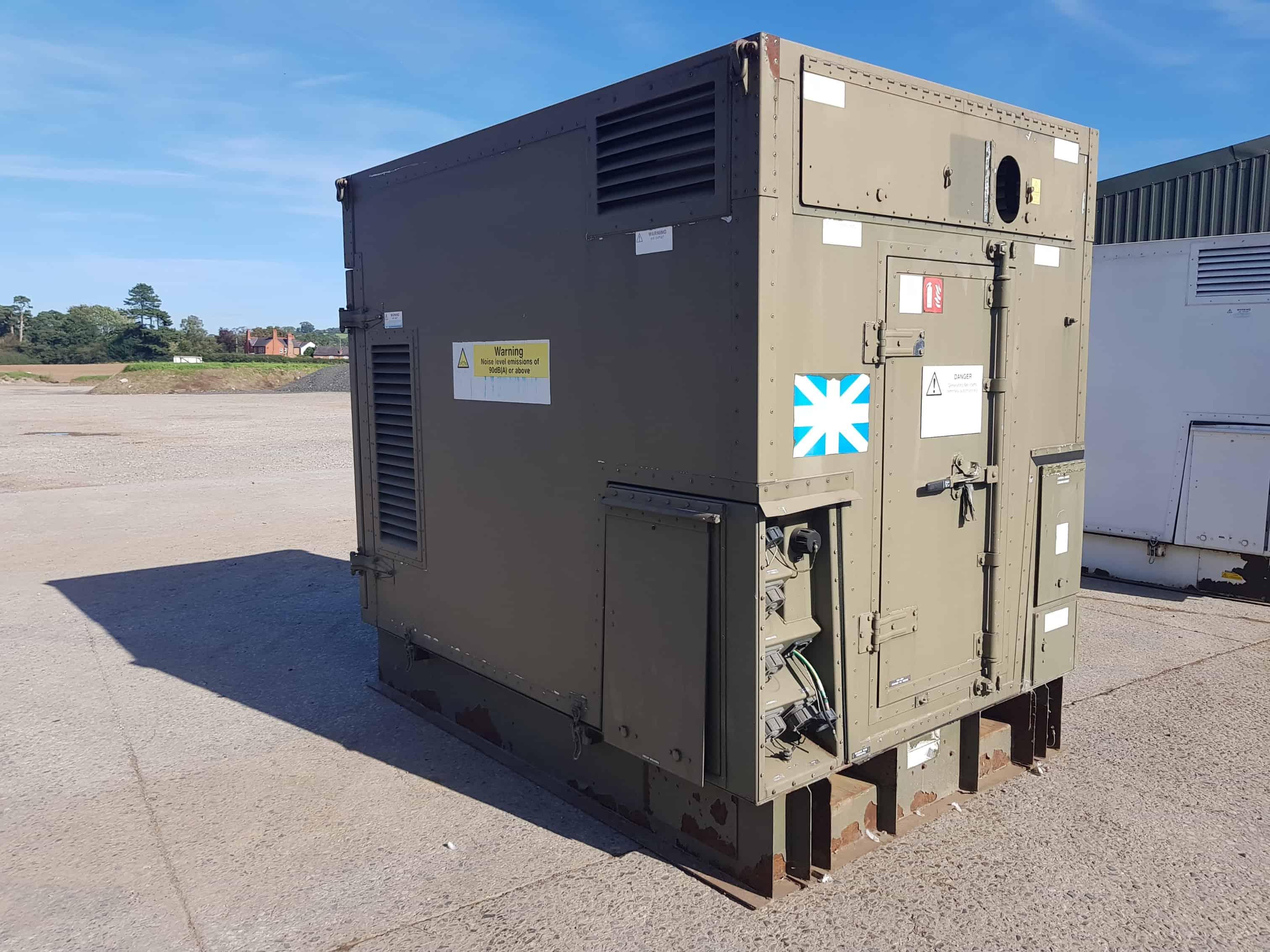 Used diesel generator for sale