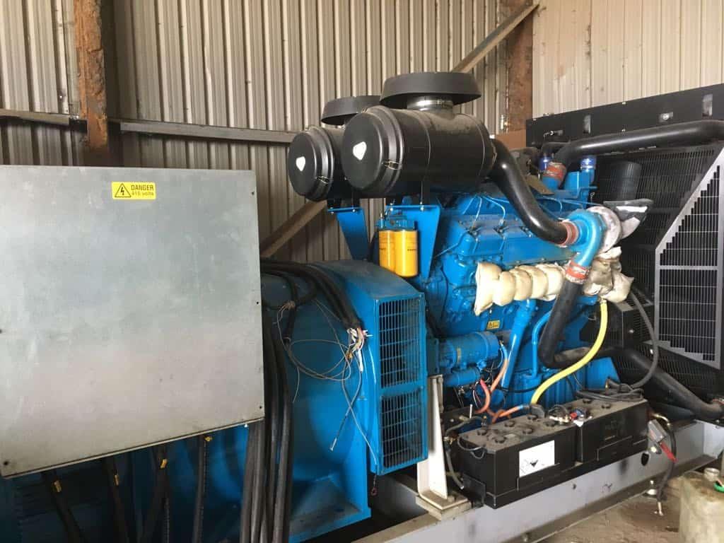3 phase generator for sale UK