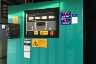 1041 kVA Cummins Silent Diesel Generator