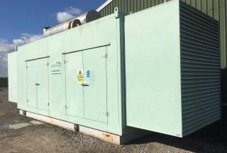 1000 kVA Perkins Silent Diesel Generator