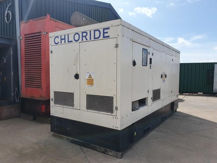 660 kVA Perkins Used Diesel Generator