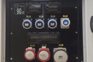61 kVA Iveco Used Diesel Generator
