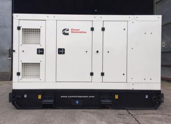 110 kVA Cummins Used Diesel Generator