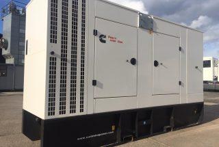 165 kVA Cummins Used Diesel Generator
