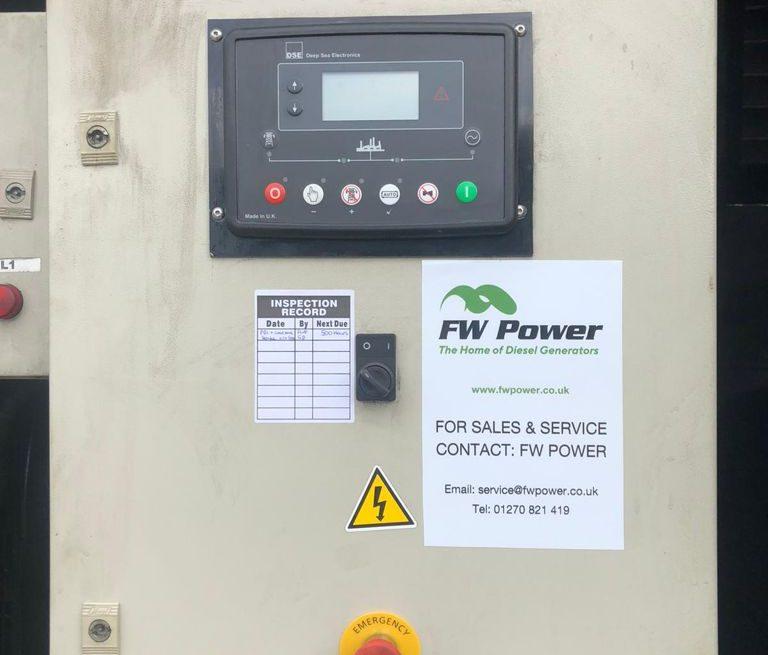 200 kVA Used Diesel Generator