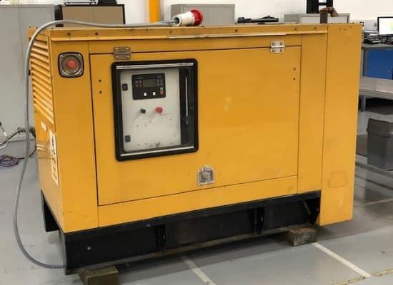 30 kVA CAT Used Diesel Generator