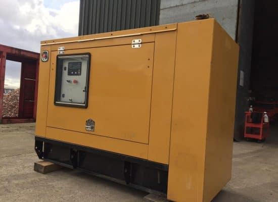 27 kVA CAT Used Diesel Generator