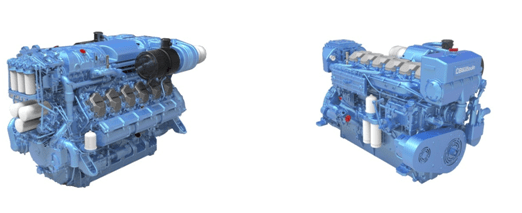 Baudouin engine range - information on engine providers - generators for sale