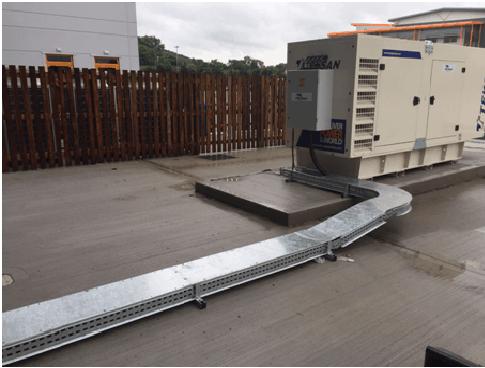 New 300 kVA Diesel Generator