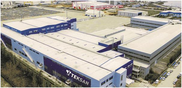 Teksan Generatos Facility