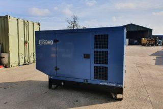 88 kVA John Deere Used Diesel Generator