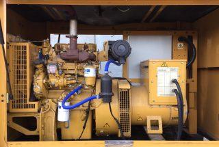 30 kVA CAT Diesel Generator