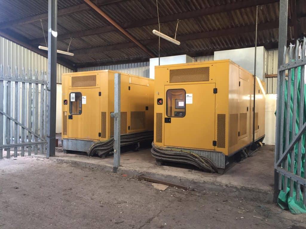 Generators for farms