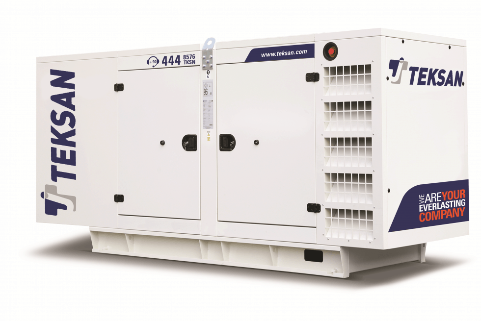 100 kVA Diesel Generator – Perkins