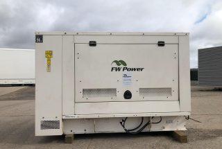 88 kVA Perkins Used Diesel Generator