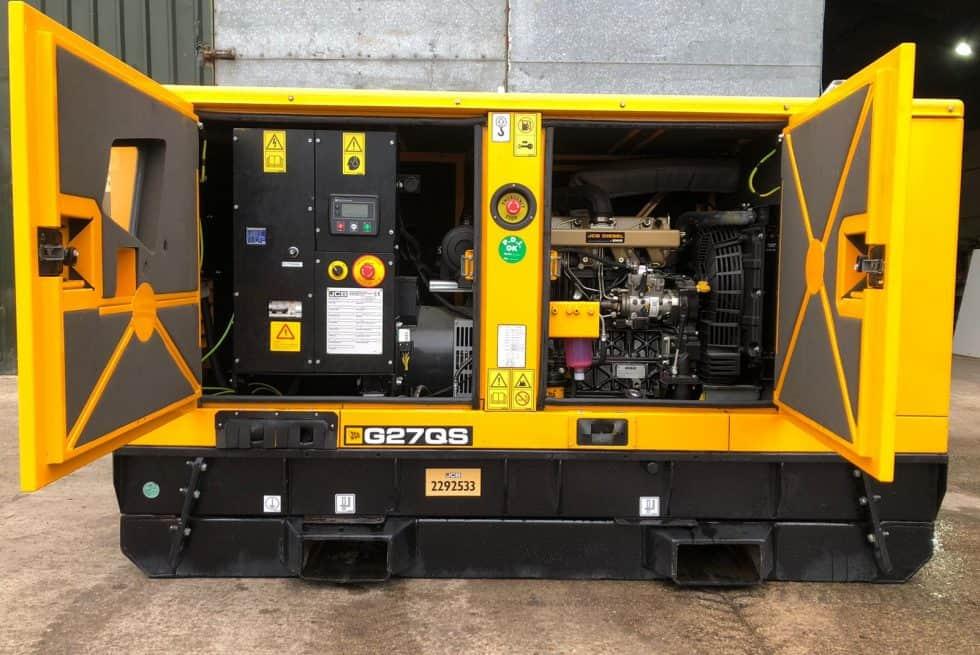 25 kVA Single Phase Used Diesel Generator