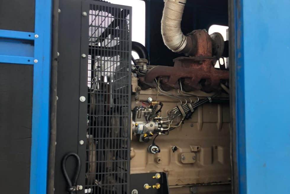 150 kVA John Deere Used Diesel Generator