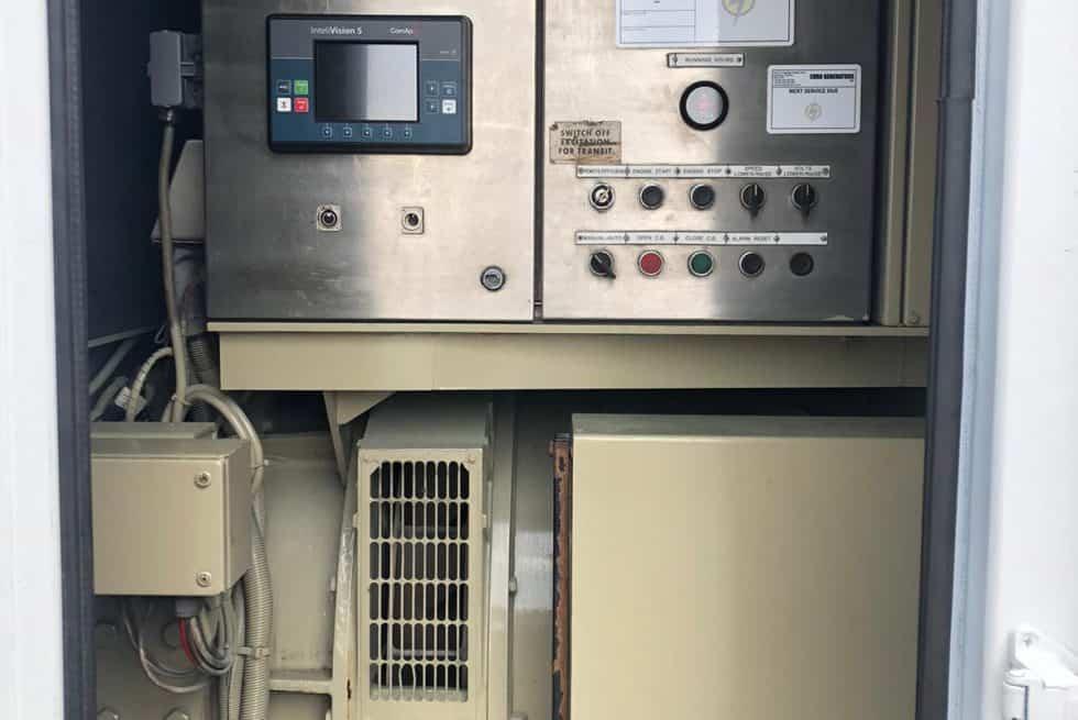 1250 kVA Cummins Used Diesel Generator
