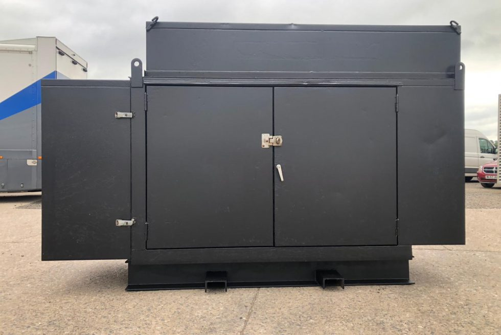 60 kVA Used Diesel Generator