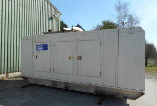 350 kVA Perkins Silent Diesel Generator