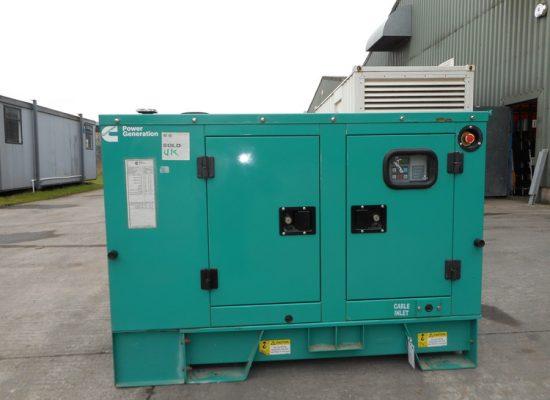 8 kVA Cummins Used Diesel Generator